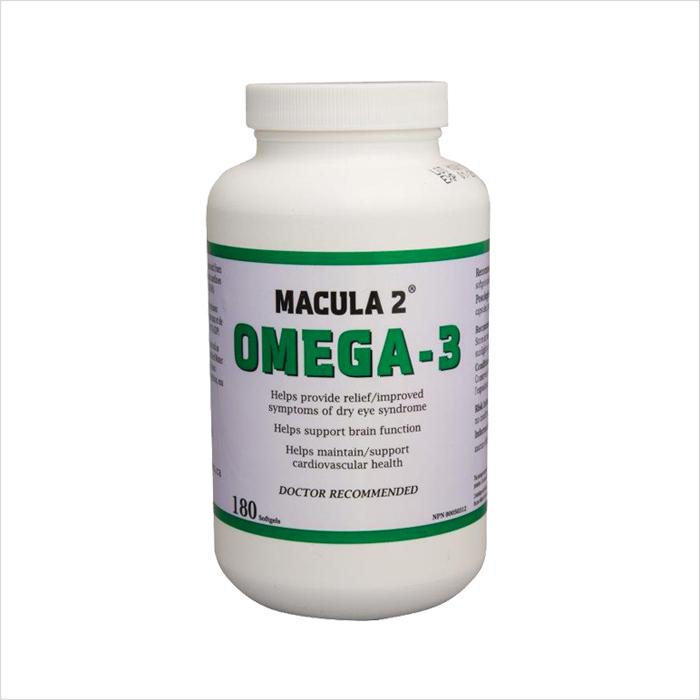 MACULA 2 OMEGA-3